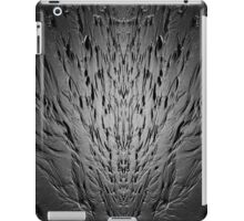 Rivulets on a sandy beach iPad Case/Skin