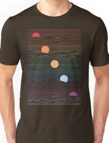 Many Lands Under One Sun Unisex T-Shirt