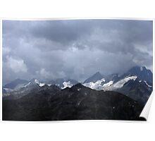 Glaciers Poster