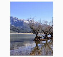 Willow Trees of Glenorchy, NZ T-Shirt