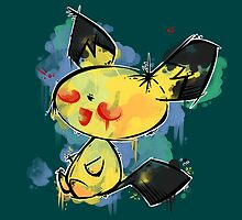 Pichu by Arry