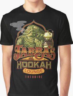 Jabba's Hookah Lounge Graphic T-Shirt