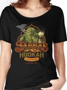 Jabba's Hookah Lounge Women's Relaxed Fit T-Shirt