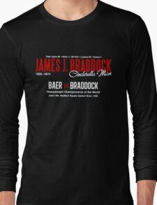 James Braddock Cinderella Man Long Sleeve T-Shirt