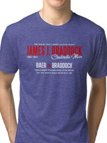 James Braddock Cinderella Man Tri-blend T-Shirt