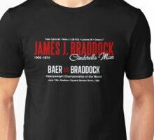 James Braddock Cinderella Man Unisex T-Shirt