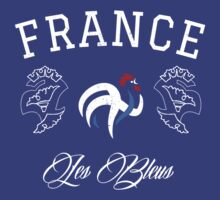 FRANCE NATIONAL TEAM FOOTBALL T-SHIRT by sportskeeda