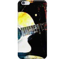 Guitar Colour iPhone Case/Skin