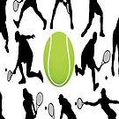 The Tennis by sastrod8