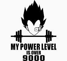 power over 9000 Unisex T-Shirt
