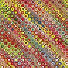 Colorful circles by lalylaura