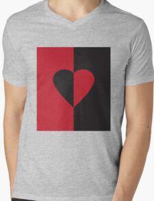Queen of Hearts - Classic Mens V-Neck T-Shirt