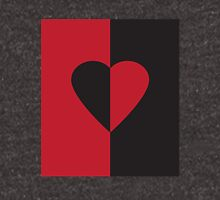 Queen of Hearts - Classic Zipped Hoodie