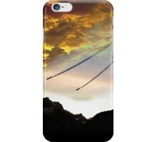 Flypast iPhone Case/Skin