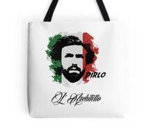 ITALIA ANDREA PIRLO WC 14 FOOTBALL T-SHIRT Tote Bag