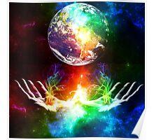 The World Rainbow Poster
