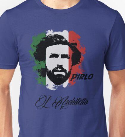 ITALIA ANDREA PIRLO WC 14 FOOTBALL T-SHIRT Unisex T-Shirt