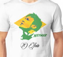 BRAZIL NEYMAR JR. WC 14 FOOTBALL T-SHIRT Unisex T-Shirt