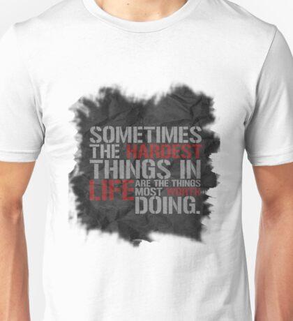 Castle-isms #1 Unisex T-Shirt