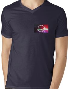 PSYCHEDELIC Mens V-Neck T-Shirt