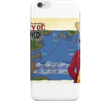 History Of One Piece iPhone Case/Skin