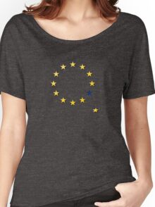 Brexit, leaving the EU Women's Relaxed Fit T-Shirt