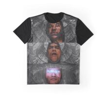 Big Trouble - 3 Storms Graphic T-Shirt