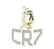CR7 Masterclass  Photographic Print