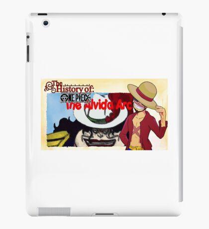 History Of One Piece: The Alvida Arc iPad Case/Skin