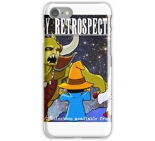 Final Fantasy 1 Retrospective iPhone Case/Skin
