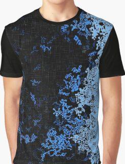 Frosty Dark Graphic T-Shirt