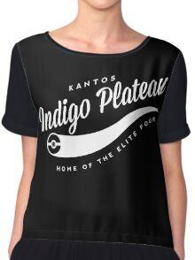 Indigo Plateau Chiffon Top