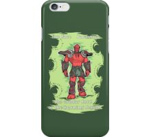 You face Jaraxxus! iPhone Case/Skin