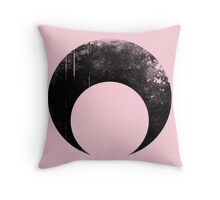 Sailor Moon Wicked Lady symbol Throw Pillow