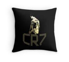 CR7 Masterclass  Throw Pillow