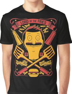 Lord Of The Fries Graphic T-Shirt