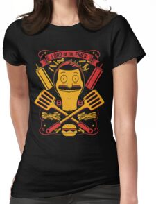 Lord Of The Fries Womens Fitted T-Shirt