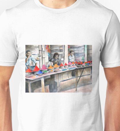 India Colours Unisex T-Shirt