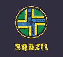 Brazil National Colours Unisex T-Shirt