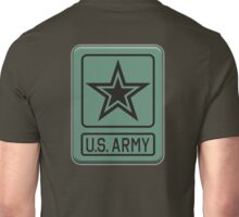 ARMY, United States, America, American, US, USA, Shoulder Sleeve, Insignia, Headquarters,  Unisex T-Shirt