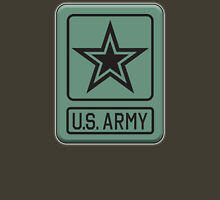 ARMY, United States, America, American, Shoulder Sleeve, Insignia, Headquarters,  Unisex T-Shirt