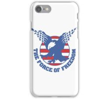 RAMBO FORCE OF FREEDOM iPhone Case/Skin