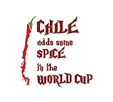Chile Adds Spice Photographic Print