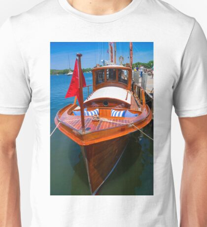 Fancy Cruiser Unisex T-Shirt