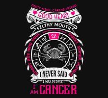 Cancer - I Am Cancer Unisex T-Shirt