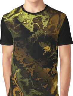 Rusty Flame Graphic T-Shirt