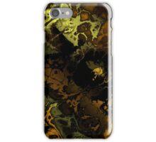 Rusty Flame iPhone Case/Skin