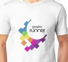 Graphic Runner Unisex T-Shirt