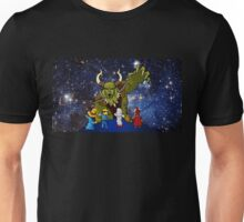 Final Fantasy Retrospective: Garland Battle Unisex T-Shirt