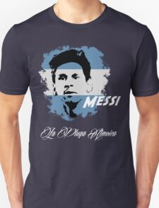 ARGENTINA LIONEL MESSI WC 14 FOOTBALL T-SHIRT T-Shirt